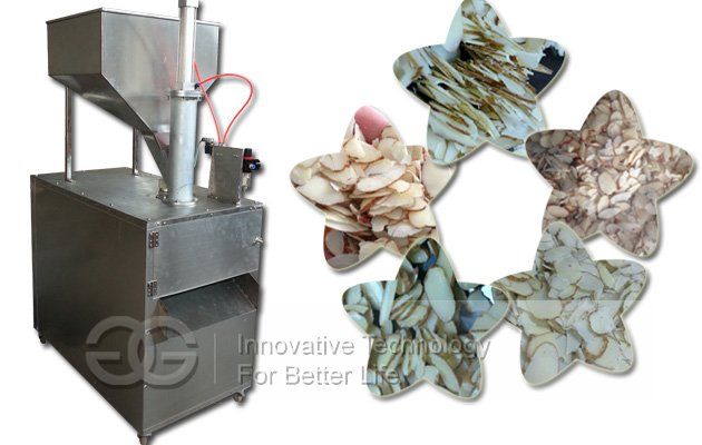 Dry Fruit Slicer Machine|Almond Slicing Cutting Machine